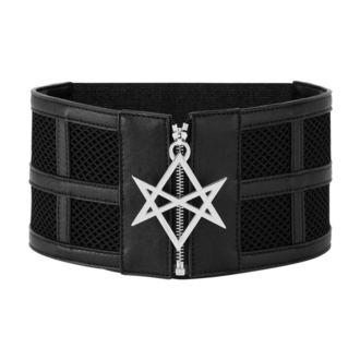 pásek (pás) KILLSTAR - Vexed - BLACK, KILLSTAR