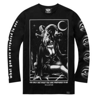 tričko pánské s dlouhým rukávem KILLSTAR - Vision - KSRA001346
