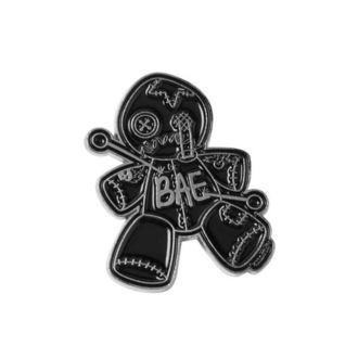 připínáček KILLSTAR - Voodoo Bae, KILLSTAR
