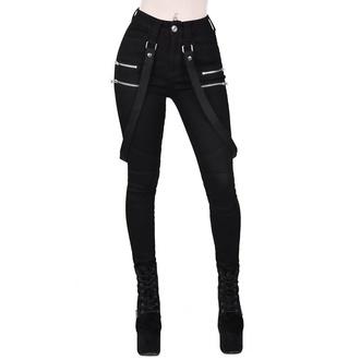 kalhoty dámské KILLSTAR - Warfare Jeans - KSRA000783
