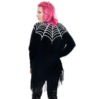 svetr dámský (cardigan) TOO FAST - SPIDER WEB, TOO FAST