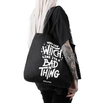 taška (kabelka) KILLSTAR - WHO'S BAD - BLACK