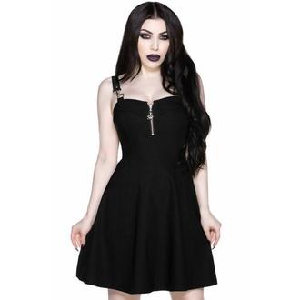 šaty dámské KILLSTAR - Wild Side - BLACK - KSRA002925
