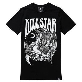 tričko pánské KILLSTAR - Witches On Tour - BLACK - KSRA001838