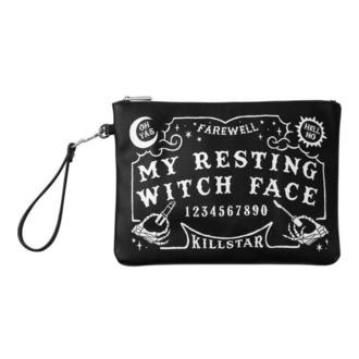 toaletní taška KILLSTAR - Witch Face - KSRA000981