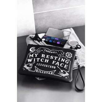 toaletní taška KILLSTAR - Witch Face, KILLSTAR