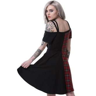 šaty dámské KILLSTAR - WRETCHED - BLACK, KILLSTAR