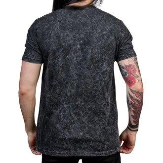 tričko pánské WORNSTAR - Essentials - Black Mineral, WORNSTAR