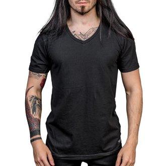 tričko pánské WORNSTAR - Essentials - Black, WORNSTAR