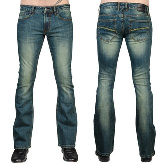 kalhoty pánské (jeans) WORNSTAR - Hellraiser - Vintage Blue - WSP-HRBV