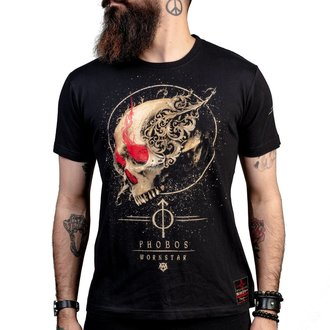 tričko pánské WORNSTAR - Phobos, WORNSTAR