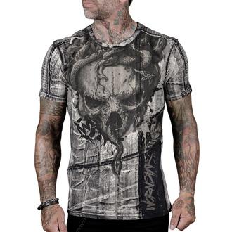 tričko pánské WORNSTAR - Stheno - Gray - WSTM-STHO