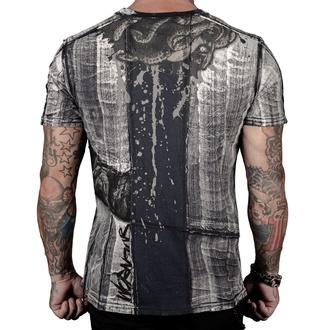 tričko pánské WORNSTAR - Stheno - Gray, WORNSTAR