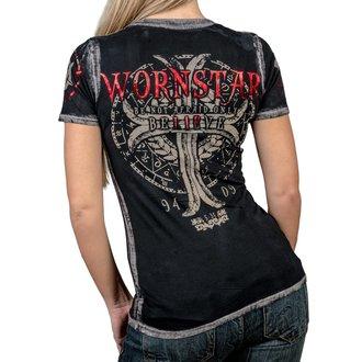 tričko dámské WORNSTAR - Believe, WORNSTAR