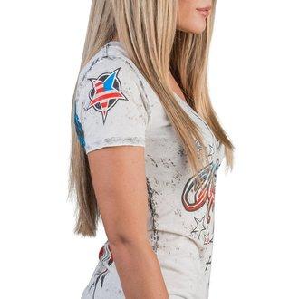tričko dámské WORNSTAR - WSUSL-PATR