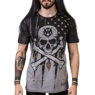 tričko pánské WORNSTAR - Black Flag, WORNSTAR