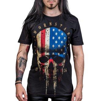 tričko pánské WORNSTAR - Americoma, WORNSTAR