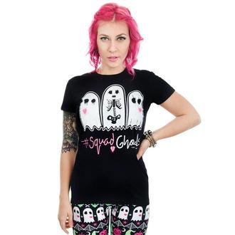 tričko dámské TOO FAST - BABYDOLL - SQUAD GHOULS GHOSTS, TOO FAST