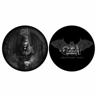 podložka na gramofon (set 2ks) OZZY OSBOURNE - ORDINARY MAN - RAZAMATAZ, RAZAMATAZ, Ozzy Osbourne