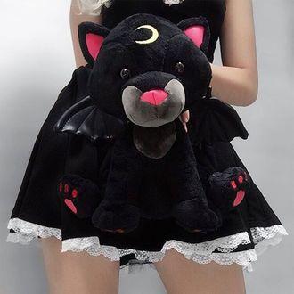 plyšová hračka KILLSTAR - Nekomata - BLACK