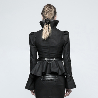 kabátek dámský PUNK RAVE - SteamPunk, PUNK RAVE