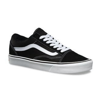 boty VANS - UA Old Skool Lite - Suede/Canvas/Black/White