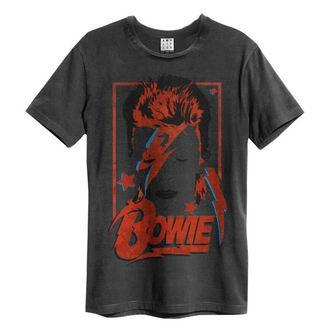 tričko pánské David Bowie - Aladdin Sane Anniversary - AMPLIFIED, AMPLIFIED, David Bowie