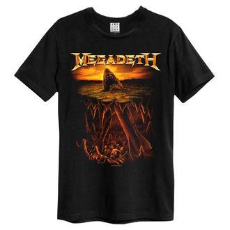 tričko pánské Megadeth - Nuke Shark - AMPLIFIED, AMPLIFIED, Megadeth