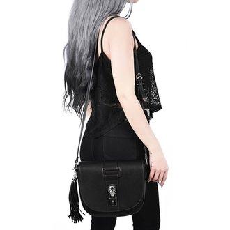 taška (kabelka) KILLSTAR - Zeta Skull - BLACK, KILLSTAR