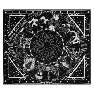 vlajka KILLSTAR - Zodiac - BLACK, KILLSTAR
