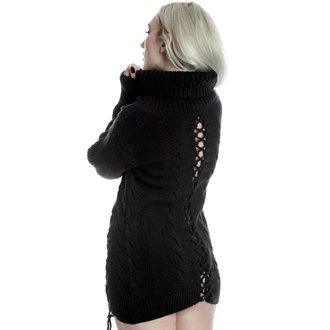 svetr dámský KILLSTAR - Zora - BLACK, KILLSTAR