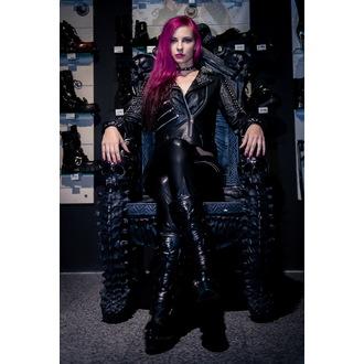 bunda dámská (křivák) KILLSTAR - Metal - Black