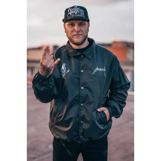 bunda pánská Metallica - Scary Guy - Black - RTMTLCJBSCA