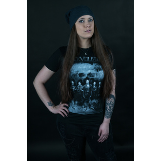 tričko pánské Black Veil Brides - Black Frog - ROCK OFF, ROCK OFF, Black Veil Brides