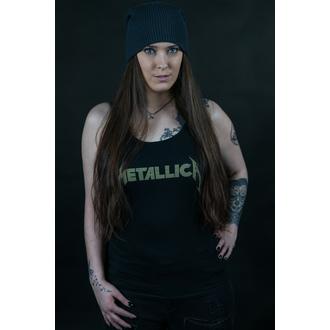 tílko dámské Metallica - Hetfield Iron Cross Guitar - Black, NNM, Metallica