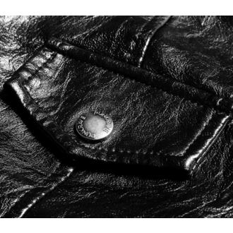 bunda dámská (křivák) PUNK RAVE - Skinner - OPY-215