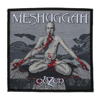 nášivka MESHUGGAH - OBZEN - RAZAMATAZ