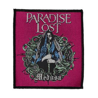 nášivka PARADISE LOST - MEDUSA - RAZAMATAZ, RAZAMATAZ, Paradise Lost