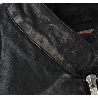 bunda dámská kožená OSX - GILDA - POŠKOZENÁ, OSX