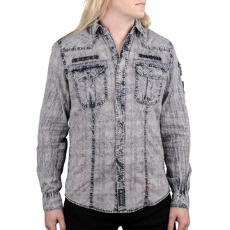 košile pánská s dlouhým rukávem WORNSTAR - Ascension, WORNSTAR