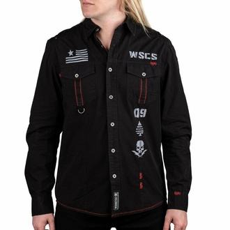 košile pánská s dlouhým rukávem WORNSTAR - Battalion, WORNSTAR