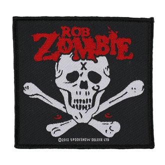 nášivka ROB ZOMBIE - DEAD RETURN - RAZAMATAZ, RAZAMATAZ, Rob Zombie