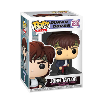 figurka Duran Duran - POP! - John Taylor, POP, Duran Duran