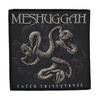 nášivka MESHUGGAH - CATCH 33 - RAZAMATAZ