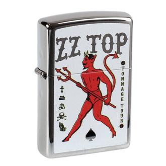 zapalovač ZIPPO - ZZ TOP, ZIPPO, ZZ-Top