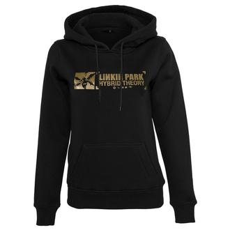 mikina dámská Linkin Park - Anniversay Logo - black, NNM, Linkin Park
