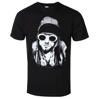 tričko pánské KURT COBAIN - ONE COLOUR - PLASTIC HEAD, PLASTIC HEAD, Nirvana