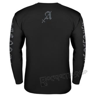 tričko pánské s dlouhým rukávem AMENOMEN - BLACK WOLF, AMENOMEN