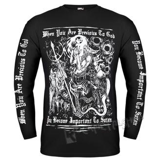 tričko pánské s dlouhým rukávem AMENOMEN - SATAN, AMENOMEN