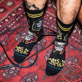 ponožky Guns N' Roses - APPETITE - BLACK, STANCE, Guns N' Roses